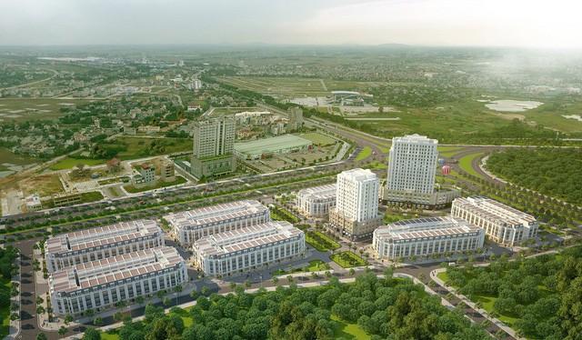 Eurowindow Park City trở thành vùng sáng mới giữa lòng thành phố Thanh Hóa