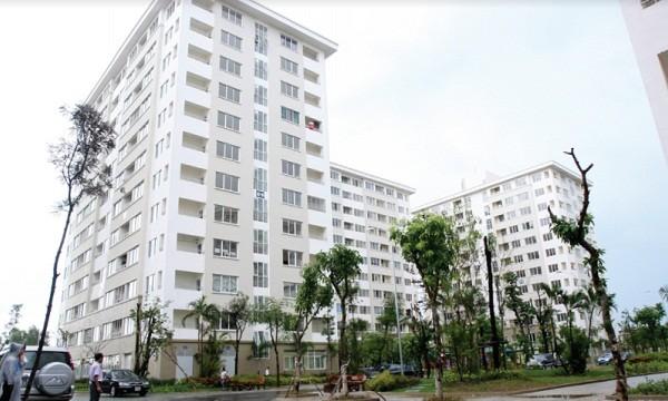 Một khu nhà ở xã hội tại Hà Nội. Ảnh minh họa