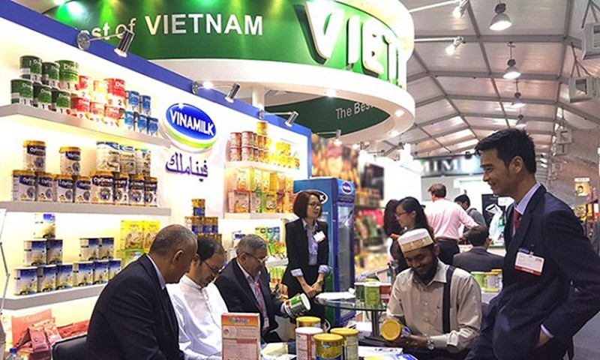 Thị trường Trung Đông – Châu Phi có sức mua lớn, tương đối dễ tính nên phù hợp với các DN Việt Nam. (Ảnh minh họa)