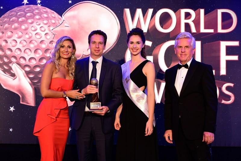 Ba Na Hills Golf Club nhận giải thưởng sân golf tốt nhât Châu Á