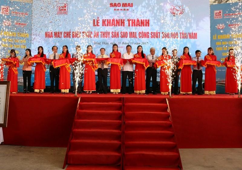 Công trình nghìn tỷ đánh thức khát vọng cá tra Việt