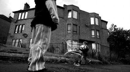 Hơn 1/5 dân Anh sống trong nghèo khó?
