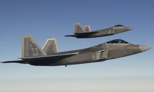 Mỹ, Hàn khởi động tập trận trên không lớn nhất