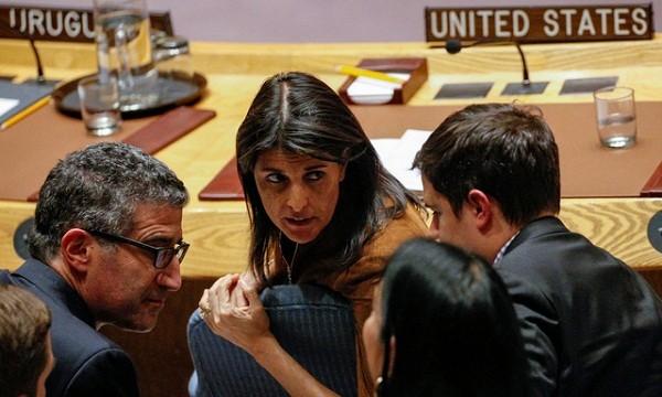 Mỹ liên tiếp rút khỏi thỏa thuận quốc tế...