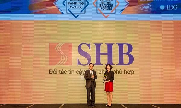 """SHB được vinh danh """"Ngân hàng An ninh thông tin tiêu biểu năm 2017"""""""