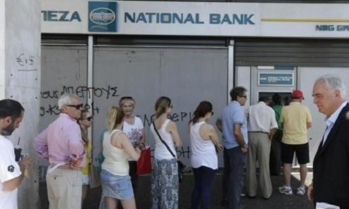 """Hy Lạp: """"Cú hích"""" gói cứu trợ khủng hoảng nợ công"""