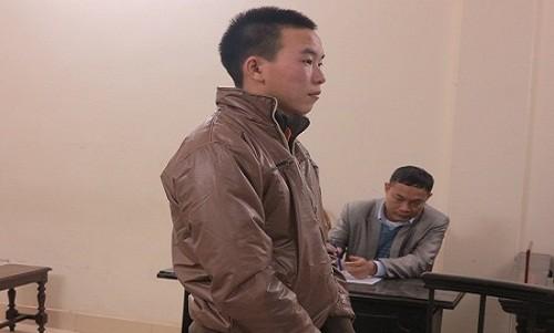 Bị cáo Khà A Lau. Ảnh Báo Công lý