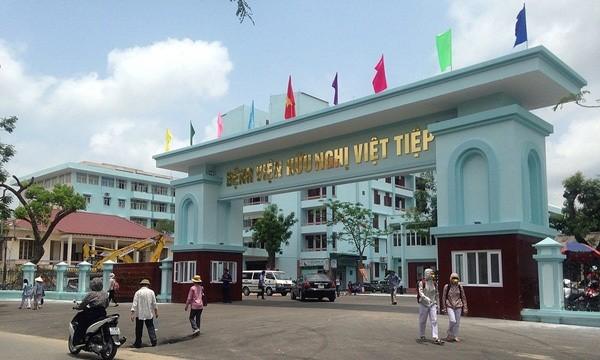 Bệnh viện Hữu nghị Việt Tiệp. Ảnh: Internet