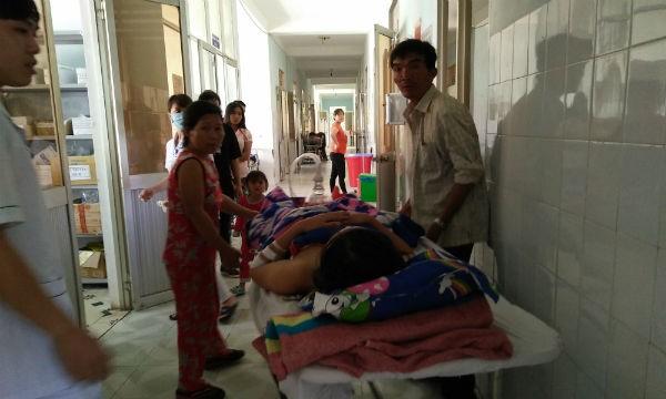 Đối tượng bắt cóc trẻ em, đâm 3 chiến sĩ công an bị thương