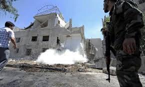 Syria chưa thể 'giã từ vũ khí'
