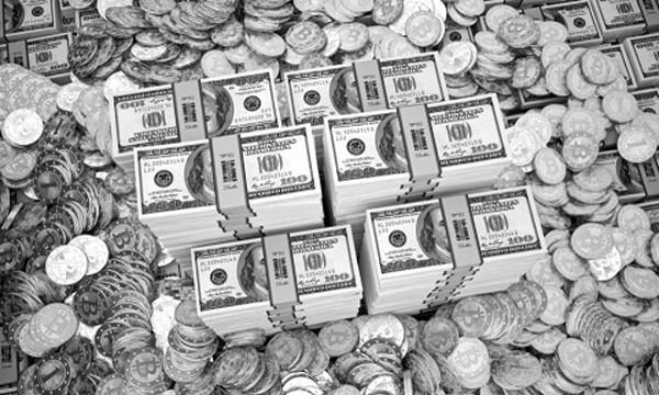 """Tiền ảo """"đe dọa"""" thị trường chứng khoán?"""