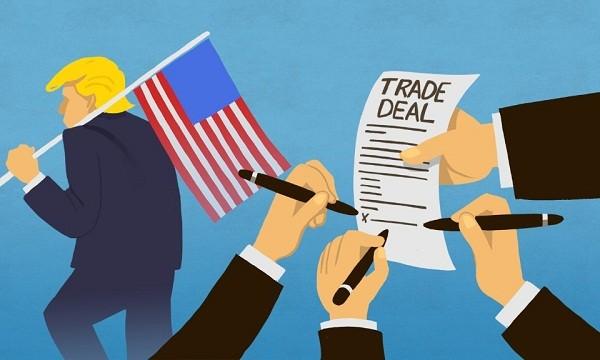 Chiến tranh thương mại Mỹ - Trung sẽ nổ ra trong nửa đầu 2018?