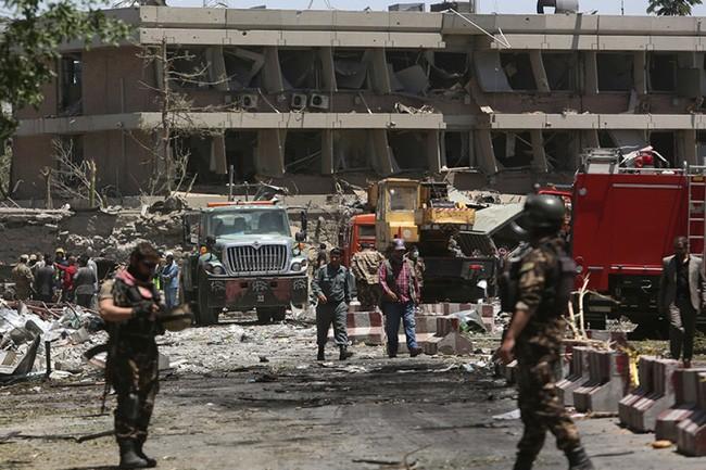 6 người thiệt mạng trong vụ tấn công ở Afghanistan
