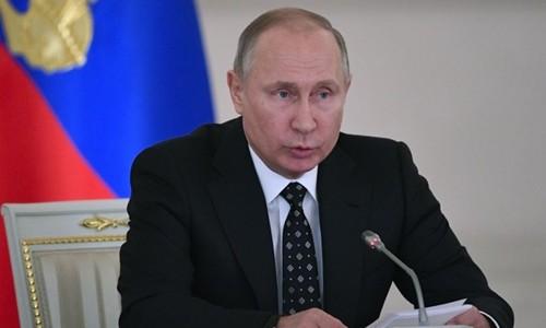 Tổng thống Nga: Vụ nổ tại St. Peterburg là hành động khủng bố