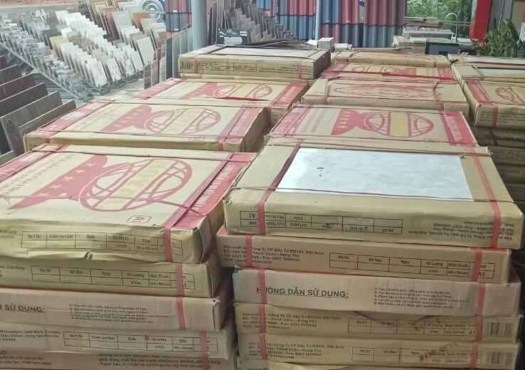 Nhái nhãn hiệu, Cty ROYAL Việt Nam bị phạt hơn 500 triệu đồng