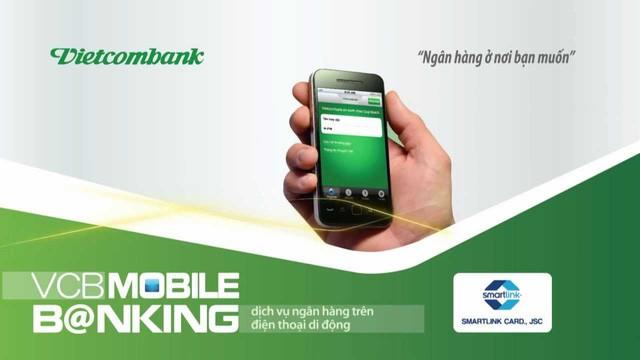 Vietcombank  triển khai hàng loạt tính năng mới trên VCB – Mobile B@nking