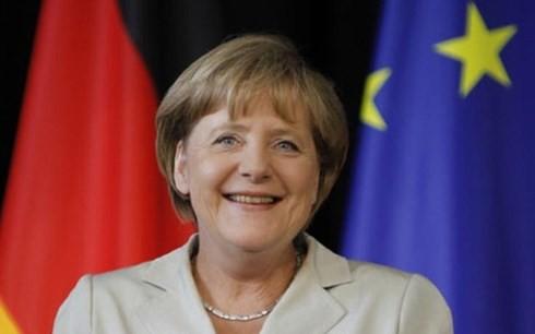 Thủ tướng Đức Angela Merkel (Ảnh: Reuters)
