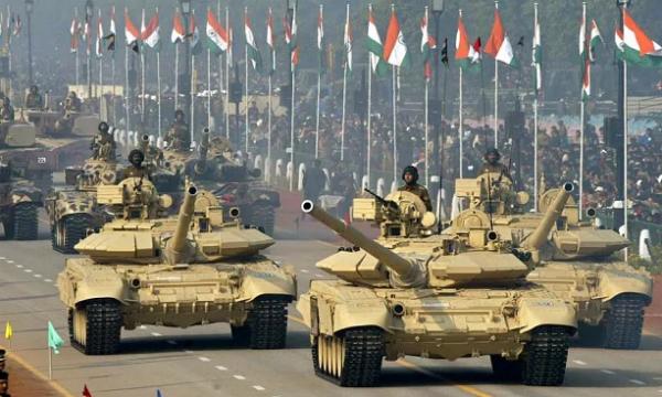 Ấn Độ chi 553 triệu USD cho quân đội nhằm bảo vệ biên giới