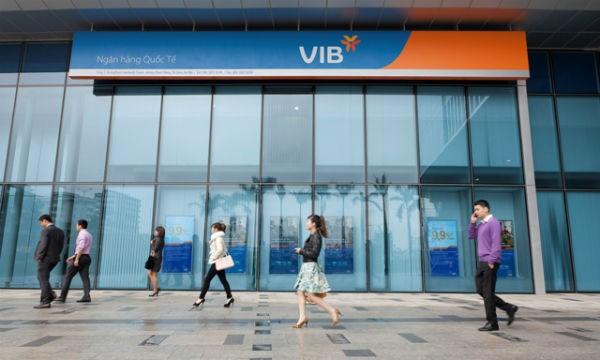 VIB báo lãi năm 2017, lợi nhuận tăng trưởng 100%