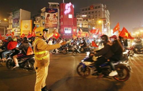Dự kiến hành trình đón U23 về trung tâm Hà Nội