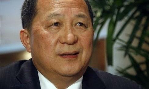 Ngoại trưởng Triều Tiên Ri Yong Ho . Ảnh: AP/VOV