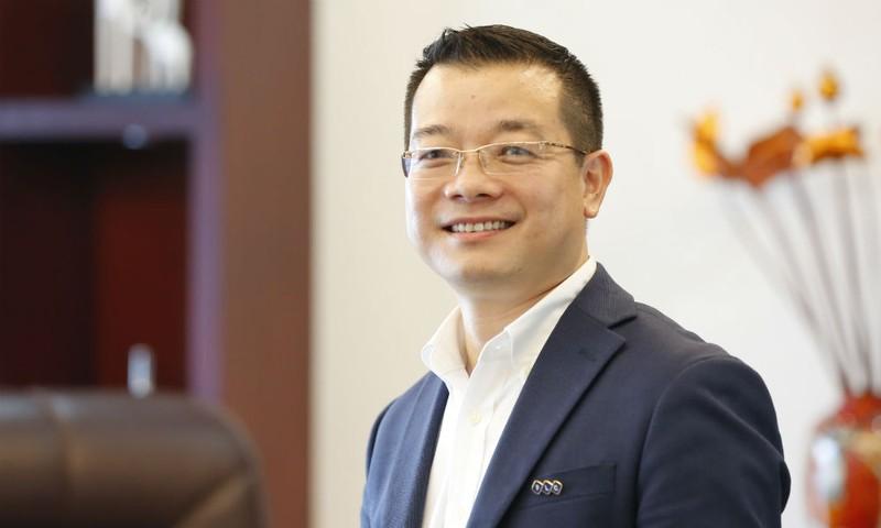 Ông Trần Quang Huy – Tổng giám đốc Tập đoàn FLC
