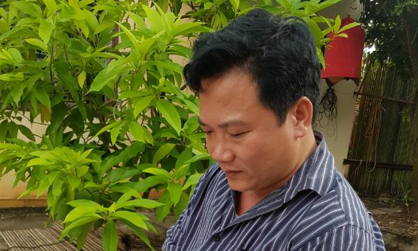 Ông  Đức cho rằng, kết luận thương tích của Trung tâm Pháp y Bắc Ninh không khách quan khiến ông bị bắt giam oan