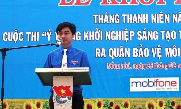 Bình Phước: Hơn 500 Đoàn viên tham dự Lễ khởi động tháng thanh niên năm 2018