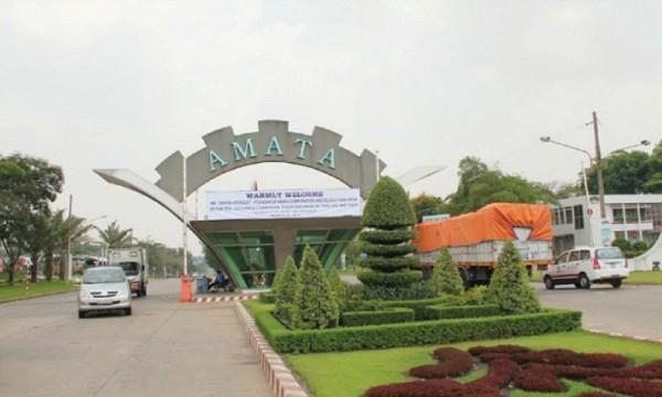 Amata City Biên Hoà - dự án đầu tư ra nước ngoài đầu tiên của Amata