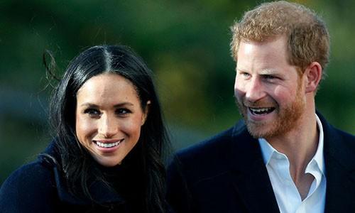 Hoàng tử Anh Harry và hôn thê sẽ tổ chức đám cưới vào ngày 19/5. Ảnh: AP/VnExpress