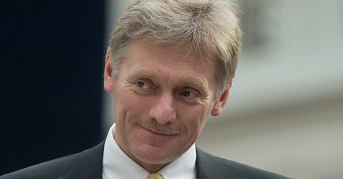 Người phát ngôn Điện Kremlin Dmitry Peskov. Ảnh Sputnik/Sergey Guneev