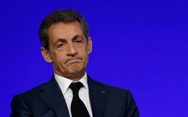 Cựu Tổng thống Pháp Nicolas Sarkozy (Ảnh: Reuters/Dân trí)