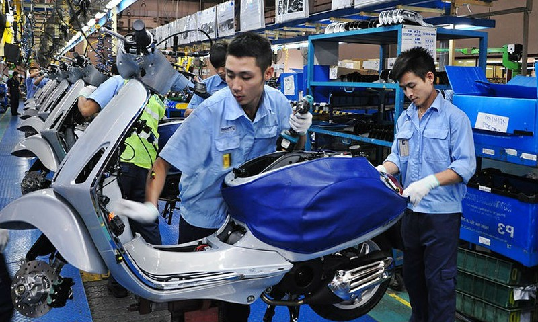 Piaggio là một doanh nghiệp châu Âu đã đầu tư ở Việt Nam hơn 10 năm, với sản phẩm xe gắn máy cao cấp