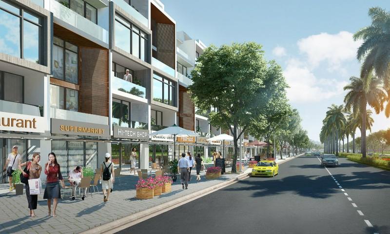 Thị trường bất động sản Quy Nhơn đang thu hút nhiều dự án quy mô lớn