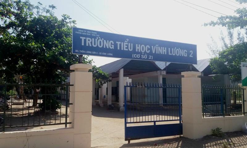 Trường Tiểu học Vĩnh Lương 2