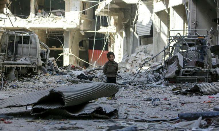 LHQ cảnh báo nguy cơ khủng hoảng Syria vượt tầm kiểm soát