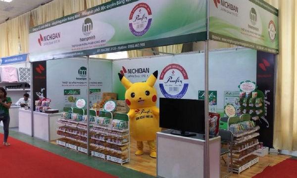 Sản phẩm băng keo thân thiện đã có mặt ở Nhật Bản 100 năm nhưng mới xuất hiện ở Việt Nam được khoảng 3 năm