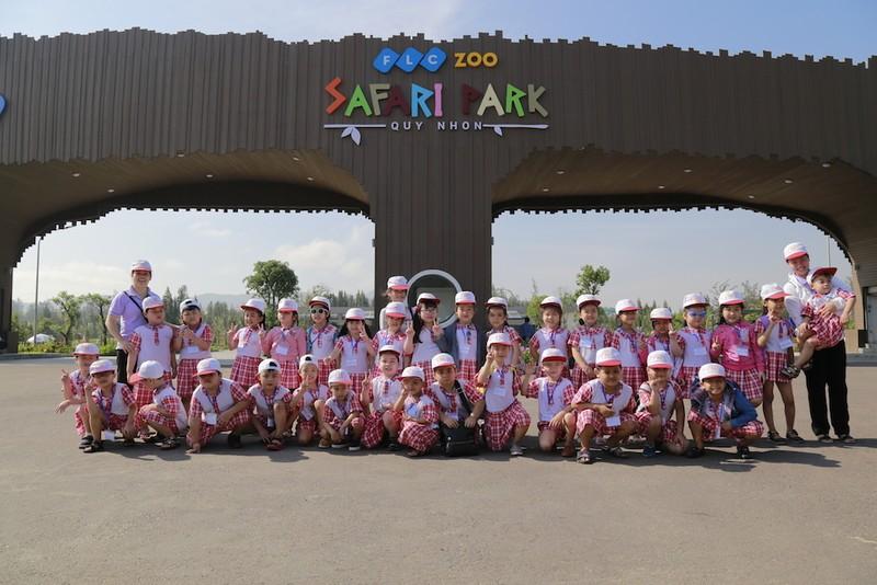 FLC Zoo Safari Park Quy Nhơn, địa điểm check in không thể bỏ lỡ mùa hè 2018