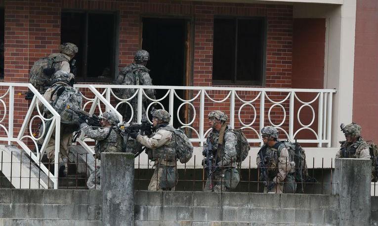 Lính Mỹ tại Hàn Quốc