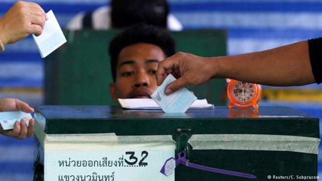 Thái Lan hoàn tất việc lựa chọn các thành viên Ủy ban bầu cử