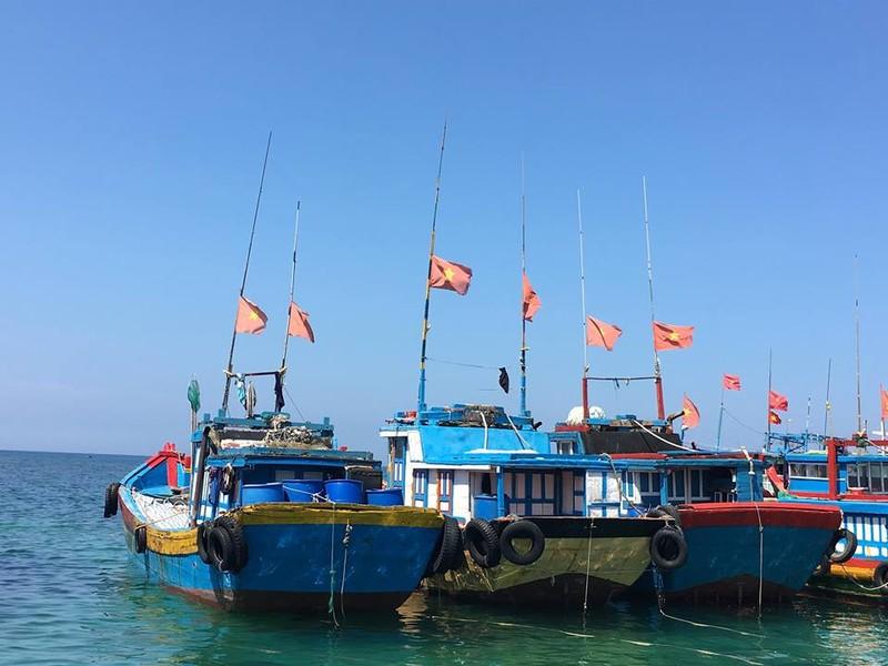 Việt Nam đã triển khai lắp đặt được 3.000 thiết bị Movimar cho tàu cá