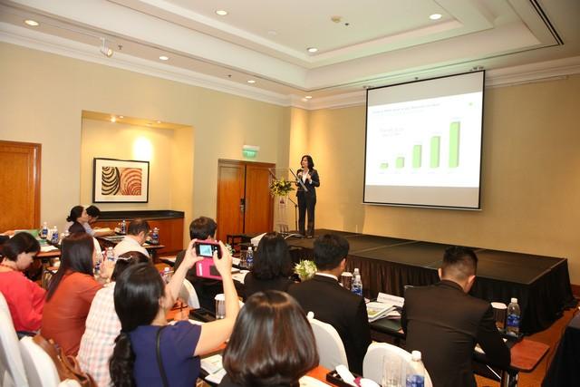 Việt Nam là thị trường đầy tiềm năng và có xu hướng phát triển tốt trong trong dài hạn.
