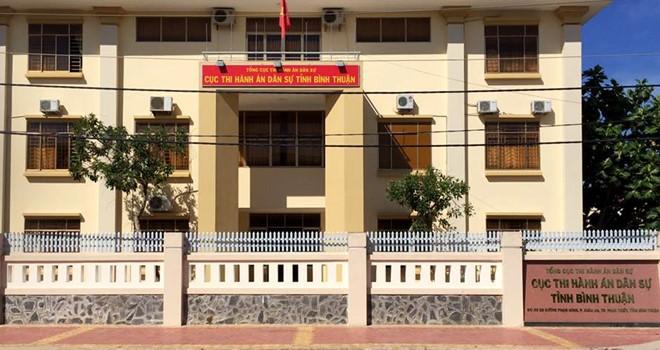 Bình Thuận: Ưu tiên những địa bàn có lượng án lớn
