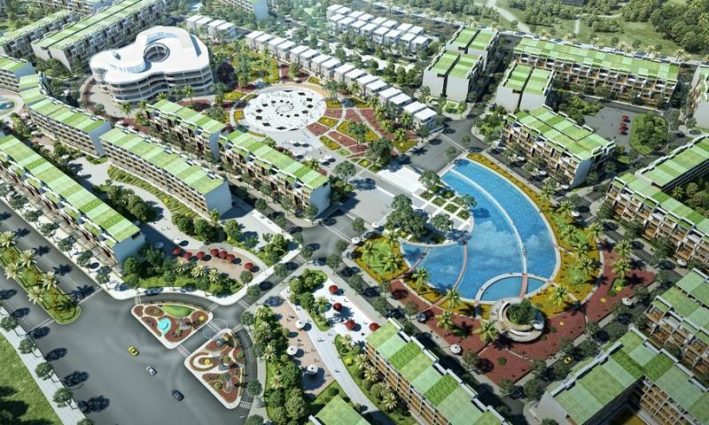 Tổng quan khu đô thị FLC Lux City Quy Nhơn
