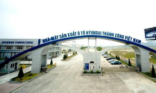 Tập đoàn Hyundai Thành Công (Ninh Bình) - đơn vị có đóng góp khá lớn cho ngân sách nhà nước