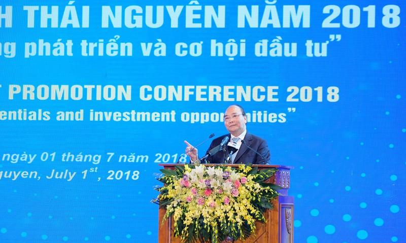 Thủ tướng nêu câu hỏi lớn về gang thép, chè Thái Nguyên