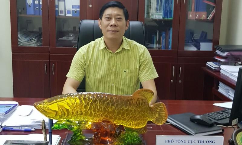 Ông Nguyễn Quang Hùng, Phó Tổng cục trưởng Tổng cục Thủy sản,  Bộ NN&PTNN