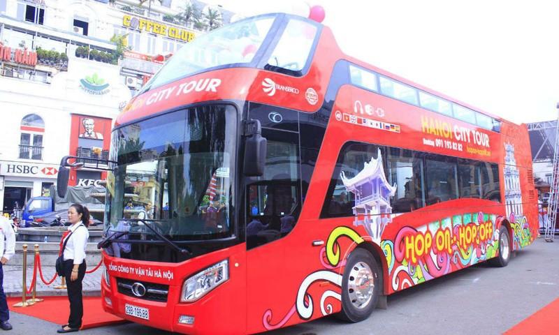 """Để buýt """"Hà Nội City Tour"""" không còn… """"chở gió"""""""