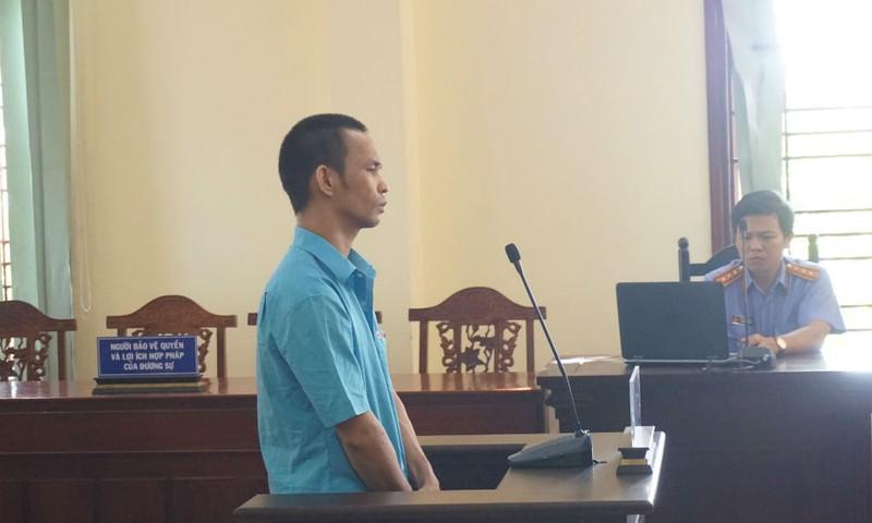 Tại phiên tòa, bị cáo Hảo gửi lời xin lỗi đến gia đình bị hại