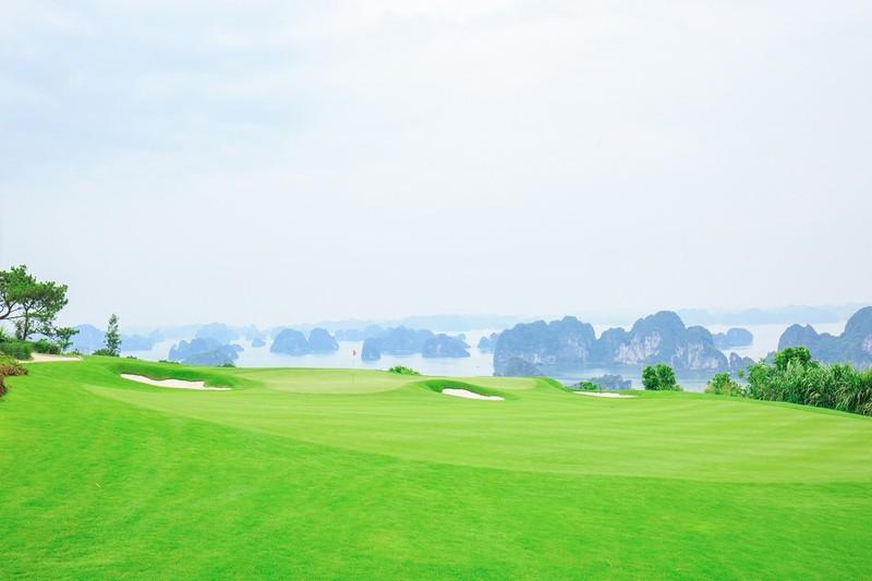 Giải golf của Bamboo Airways sẽ được tổ chức tại FLC Ha Long Golf Club